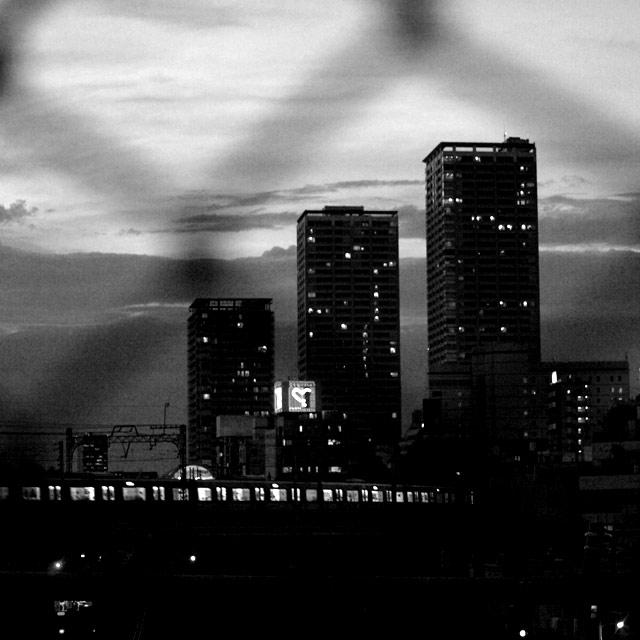 Le japon en noir et blanc mademoiselle maurice for Le noir et le blanc