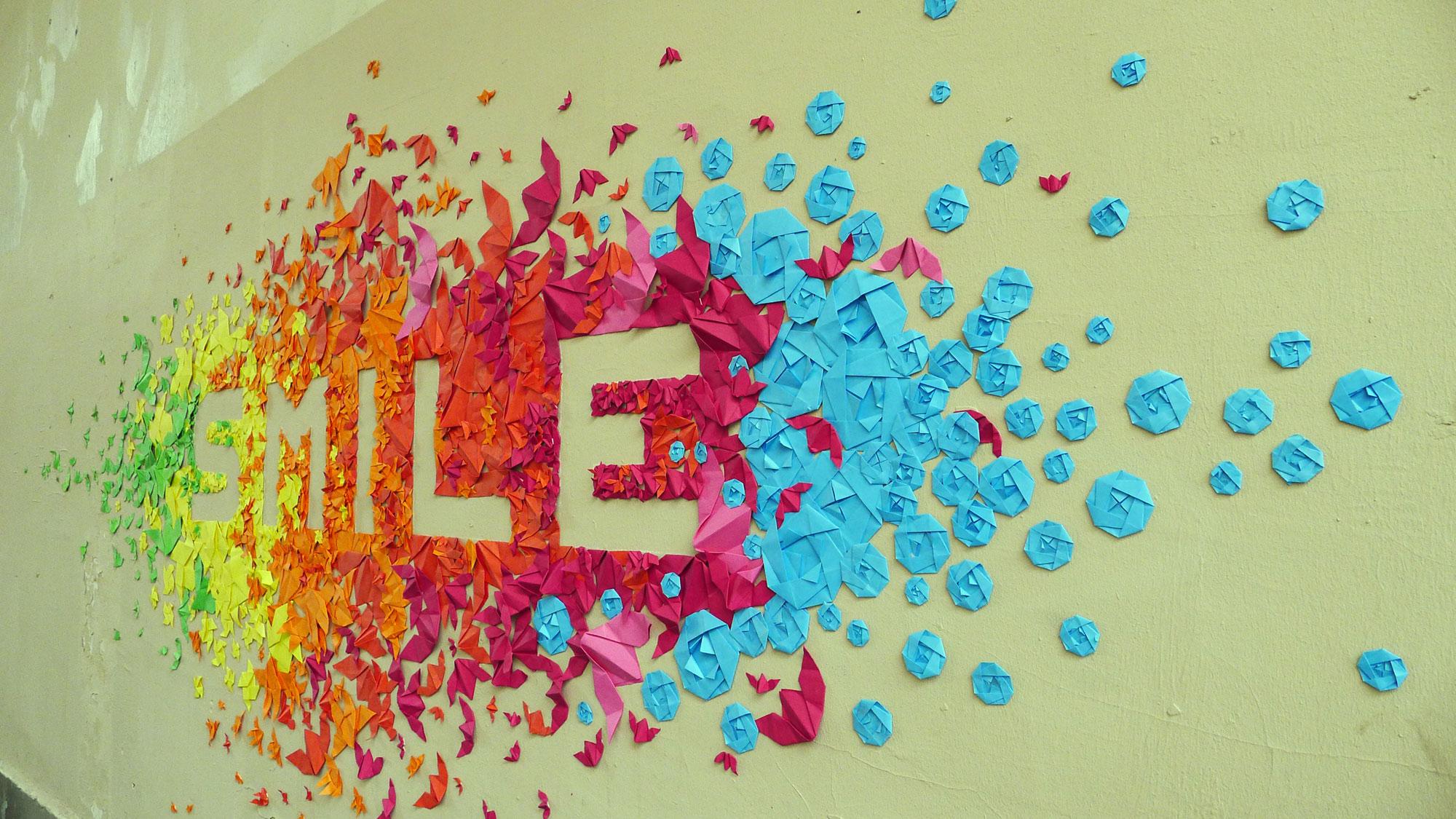 SMILE | Mademoiselle Maurice